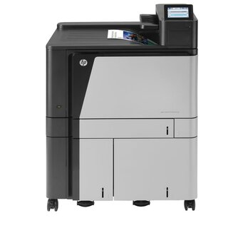 HP Color LaserJet M855x+ - D7P73A NFC/Wireless-Direct Farblaserdrucker