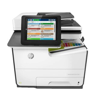 HP PageWide Enterprise Color MFP 586f Multifunktionsdrucker